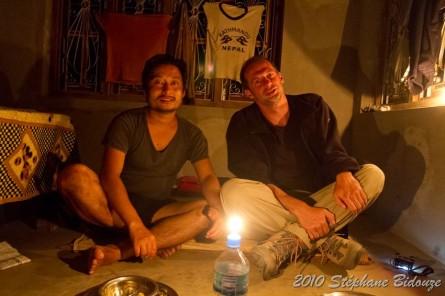 Rencontre de Bishnu