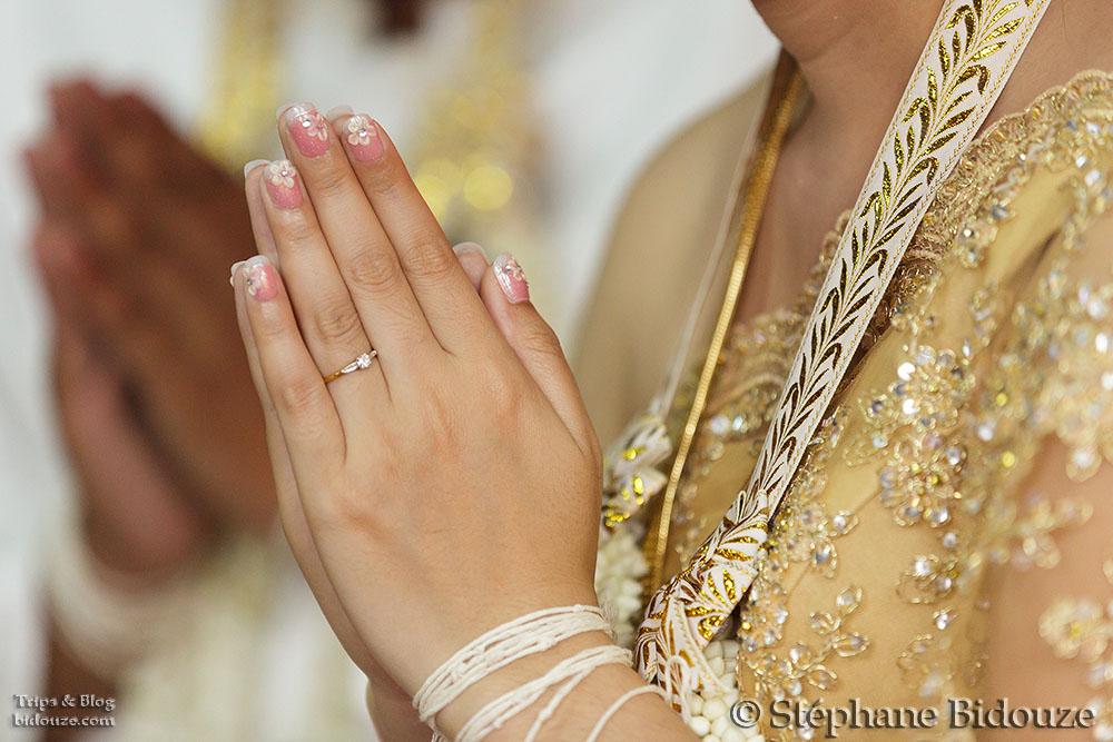 Thai traditional wedding in Uttaradit