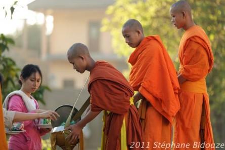 Un petit tour au Laos…