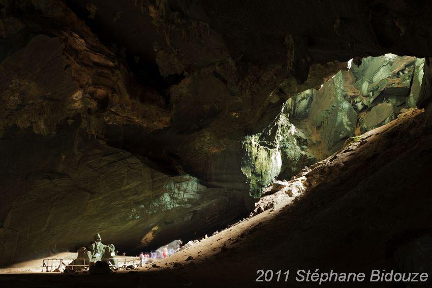 Phu Pha Phet caves