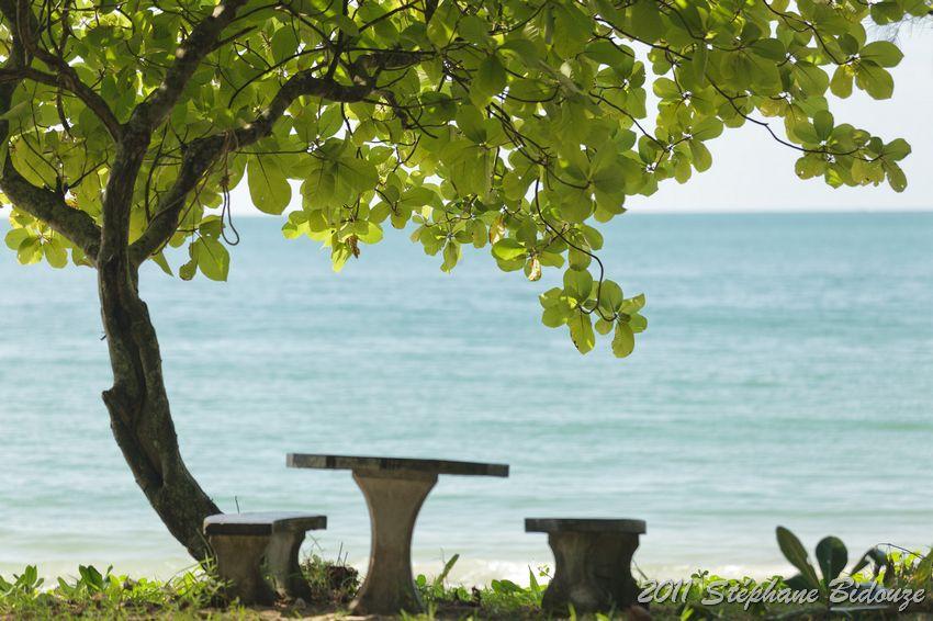 Ko Tarutao, the perfect island