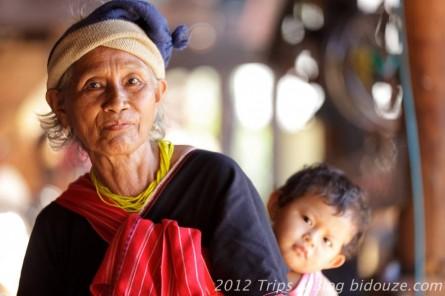 Pang Mapha III: le village de Bam Muang Pam