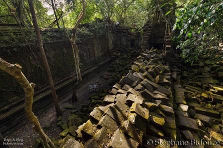 Angkor partie IV: Banteay Srei et Beng Melea