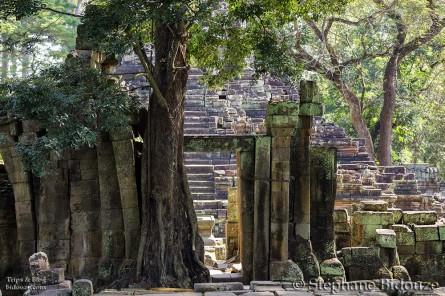 Angkor partie II: Deuxième jour