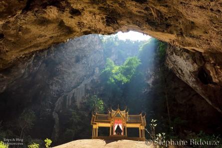 Le parc de Khao Sam Roi Yot