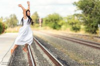 thai-woman-jumping-railway