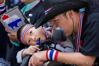 enfant-manifestation-bangkok