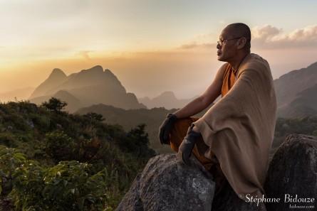 Randonnée Bouddhiste au mont Chiang Dao