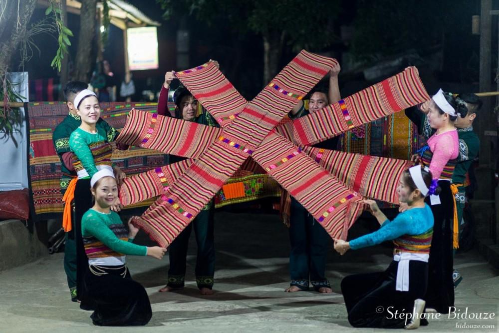 Mai Chau: une communauté de «Thaïs Blancs» au Vietnam.