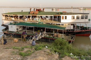 bateau-mandalay-bagan-arrivée
