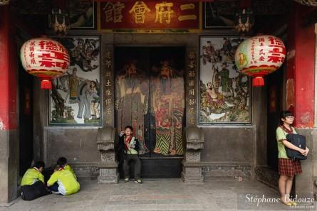 Le nouvel an chinois à Saigon  (Têt)